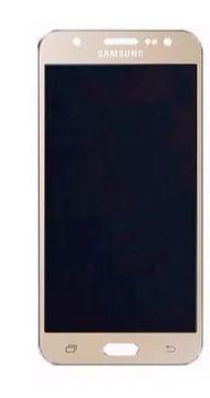 Combo Frontal Display Touch Galaxy J5 J500 Dourado