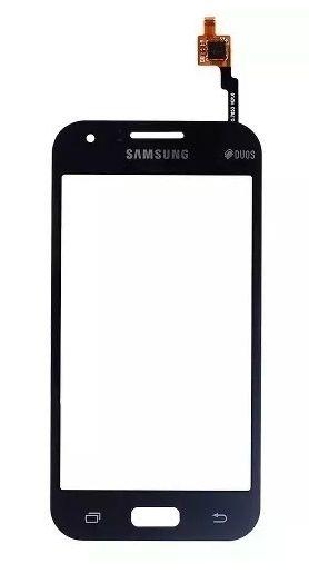 Tela Touch Galaxy Galaxy J1 J100 Preto
