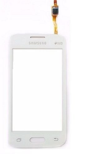 Tela Touch Galaxy Ace 4 Duos G316 Branco