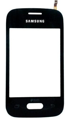 Tela Touch Galaxy Pocket 2 G110 Preto