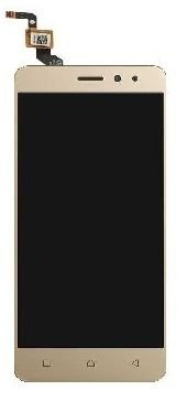 Combo Frontal Display Touch Lenovo Vibe K6 k33b36 Dourado