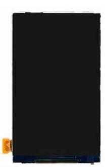 Lcd Display Galaxy Ace 4 Sm G316 Flex Curto