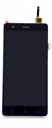 Combo Frontal Display Touch Lenovo Vibe K5 A6020 a6020 Preto