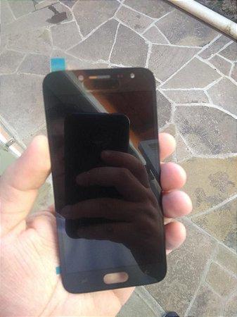 Combo Frontal Display Touch Galaxy J2 Pro J250 j250 Preto