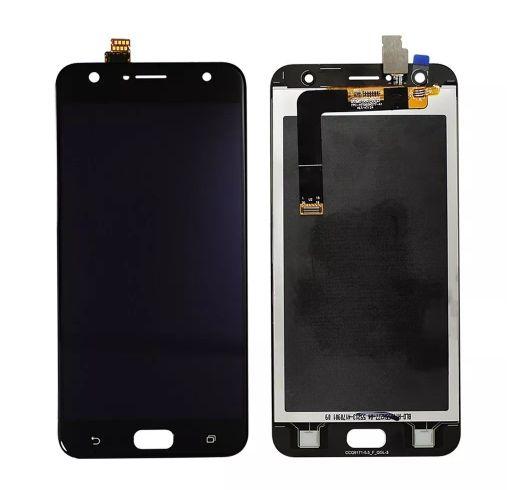Combo Frontal Display Touch Zenfone 4 Selfie zd553kl Preto