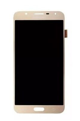 Combo Frontal Display Touch Galaxy J7 Neo J701 Dourado