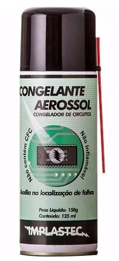 Spray Congelante Aerossol