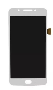 Combo Frontal Display Touch Moto G5 xt1672 Branco