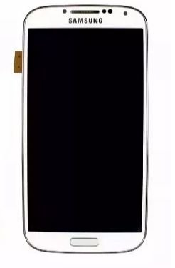 Combo Frontal Display Touch Galaxy S4 i9500 i9505 i9515 Branco