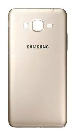 Tampa Traseira Galaxy Gran Prime Duos G530 G531 Sem Tv Dourada