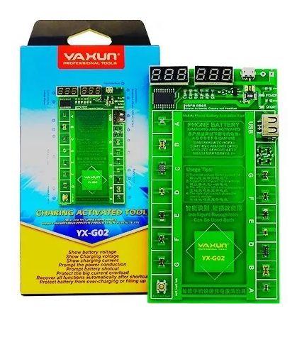 Placa Reativadora Bateria Yx G02 Samsung, Htc, Nokia, Sony
