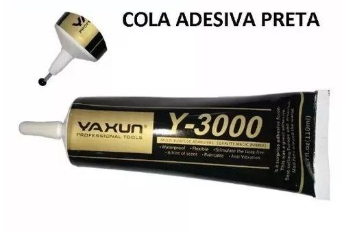 Cola Y3000 Preta Profissional Celular Multiuso Yaxun 110ml