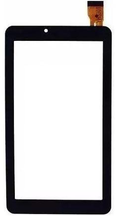 Tela Touch Vidro Tablet Dl X Quad Pro Tx325bra Tx325 Tx 325 Preto