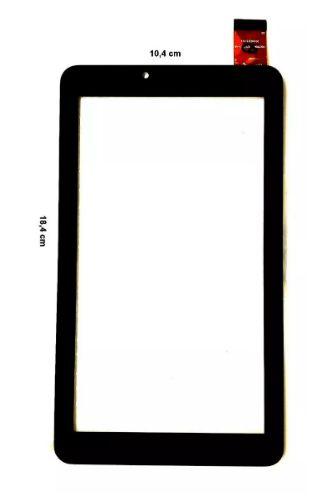 Tela Touch Vidro Tablet Multilaser M7s Plus M7s plus