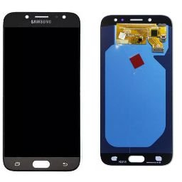 Combo Frontal Display Touch Galaxy J7 Pro J730 Preto Amoled