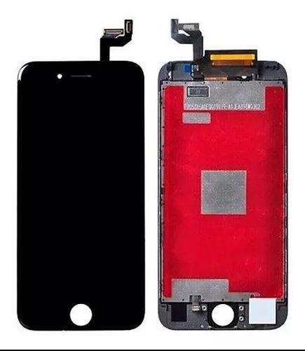 Combo Frontal Display Iphone 6s Plus Preto