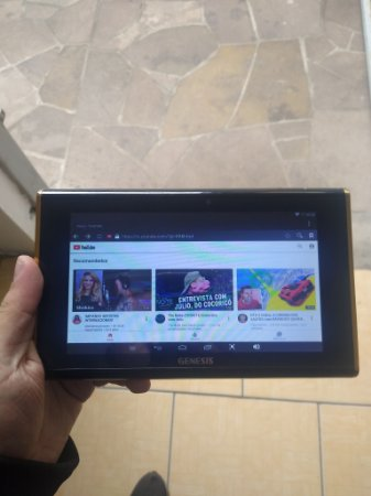 Tablet Genesis 8GB