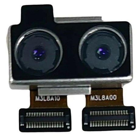Câmera Traseira Moto G5s Plus Xt1802 Retirado