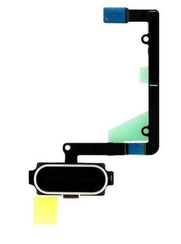 Flex Botão Home Menu Galaxy A5 2016 A510 A510m Preto Retirado