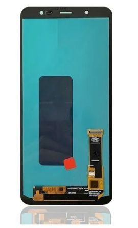 Combo Frontal Display Touch Galaxy J8 J810 Preto Incell