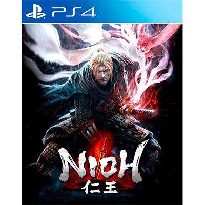 Jogo Nioh Para PS4