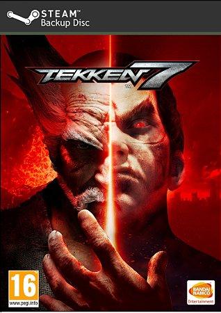 Tekken 7 para PC Chave de Ativação - Steam PC