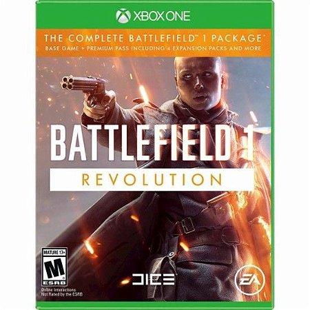 Jogo Battlefield 1 Revolution para Xbox One