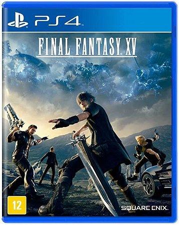 Game Final Fantasy XV - Final Fantasy 15 - PS4