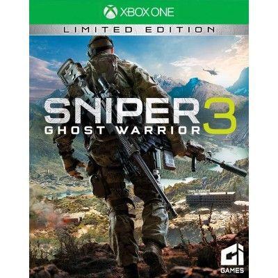 Jogo Sniper Ghost Warrior 3 Edição Limitada - Xbox One