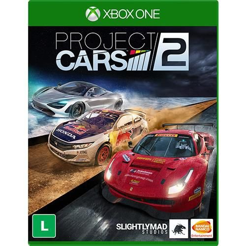 Jogo Project Car 2 - Xbox One