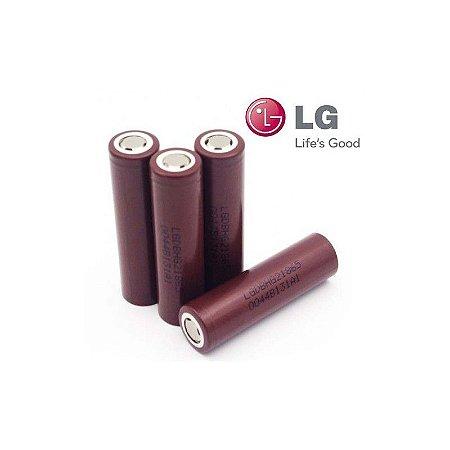 Bateria 18650 LG HG2 (UNIDADE)