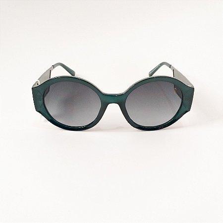 Óculos De Sol Mustbe Gabriela Markus verde