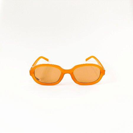 Óculos De Sol Mustbe Caramelo