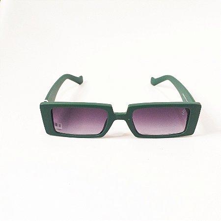 Óculos De Sol Mustbe Gabriela Markus VerdeMusgo