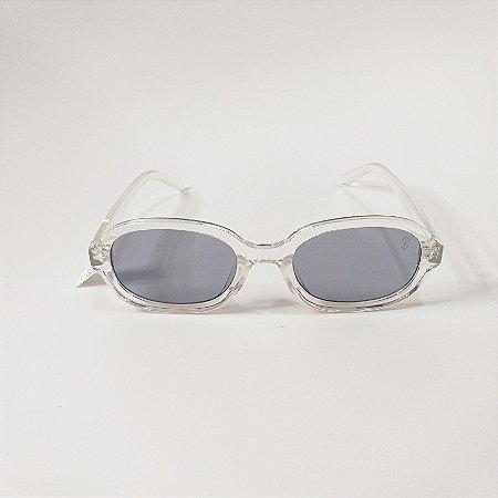 Óculos De Sol Mustbe Trasparente