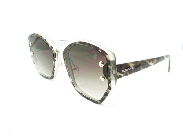 Óculos de Sol MustBe Claus e Vanessa Fractal Mescla