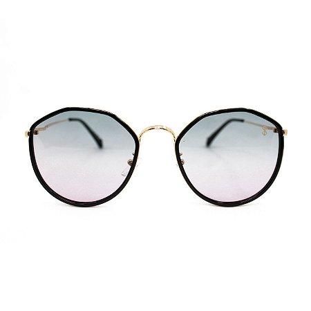 Óculos de Sol MustBe Hexxa Polar Pink Slim