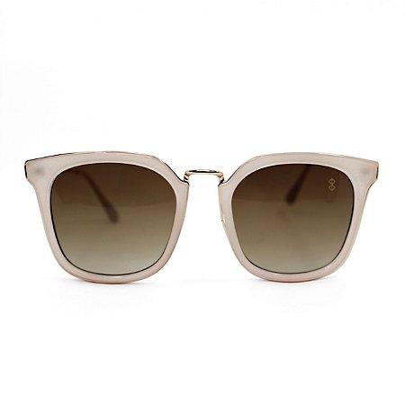 Óculos de Sol MustBe Jane Retrô Nude