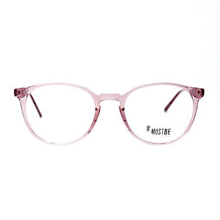 Armação MustBe Cryo X-Pink