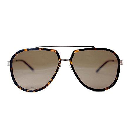 Óculos de Sol MustBe F6 Tortoise Classic