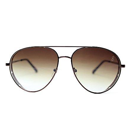 Óculos de Sol MustBe Aviator Brown
