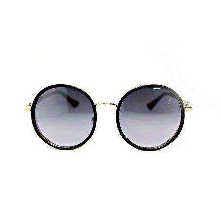 Óculos de Sol Mustbe Claus e Vanessa 2020 Go Go Black
