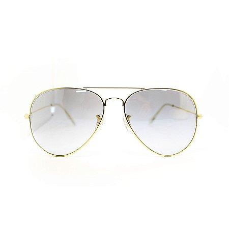 Óculos de Sol Mustbe Leo Gold