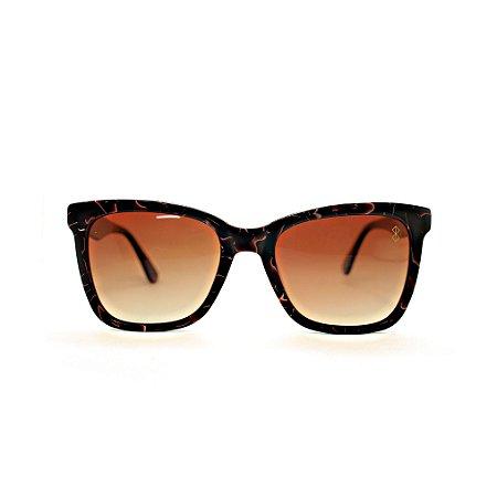 Óculos de Sol Mustbe Hipster 20-20 Tortoise