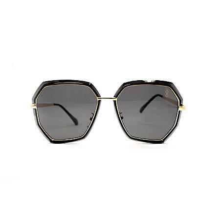 Óculos de Sol Mustbe Hexa Gray