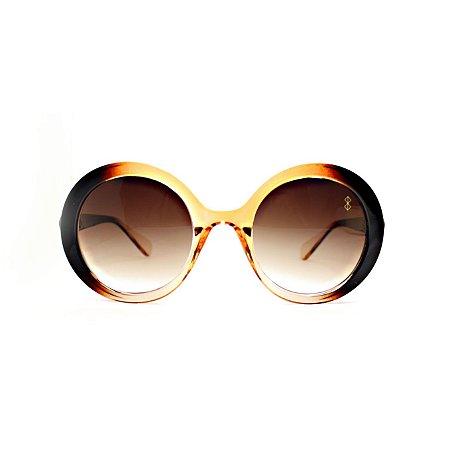 Óculos de Sol Mustbe Zetta Round