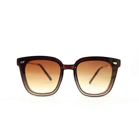 Óculos de Sol Mustbe Enricco Brown