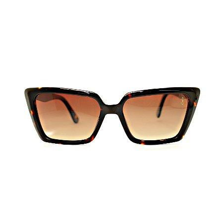 Óculos de Sol Mustbe Claus e Vanessa 2020 Classy Tortoise