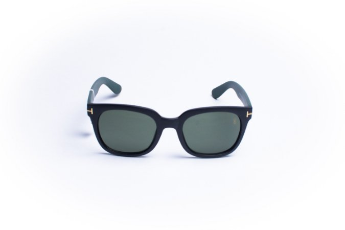 Óculos De Sol Mustbe Preto Fosco