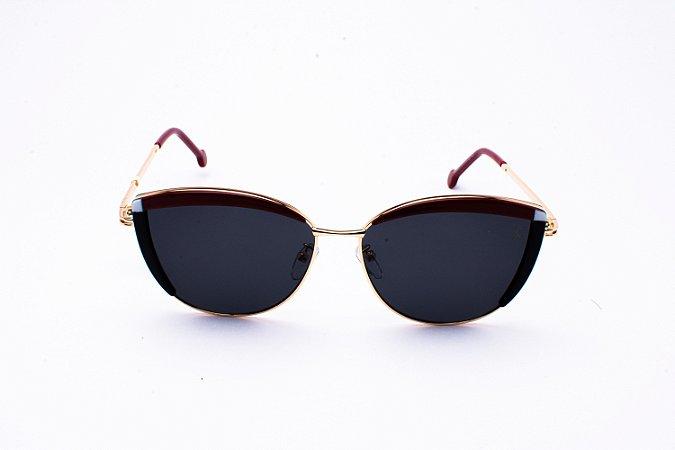 Óculos De Sol Mustbe Gabriela Markus Bordo